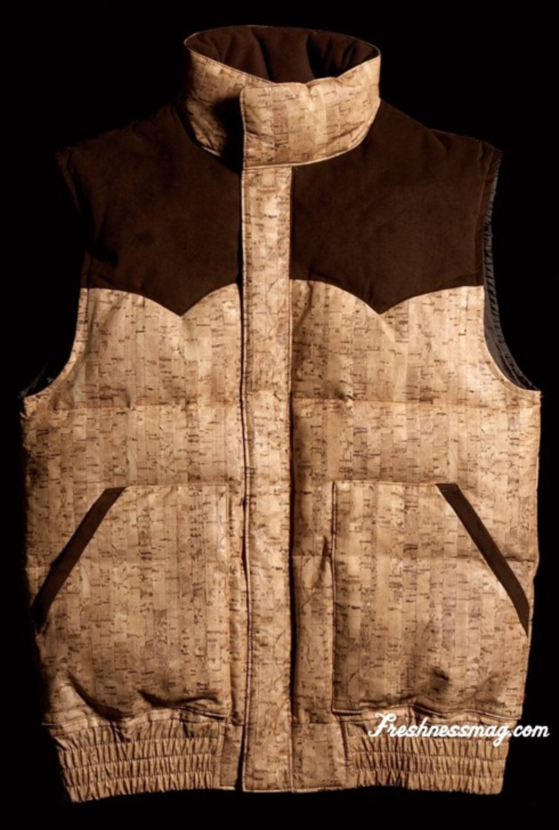 APPLEBUM - Cork Collection -Vest