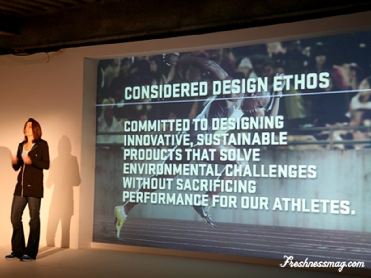 Nike Considered Design Summit - Lorrie Vogel