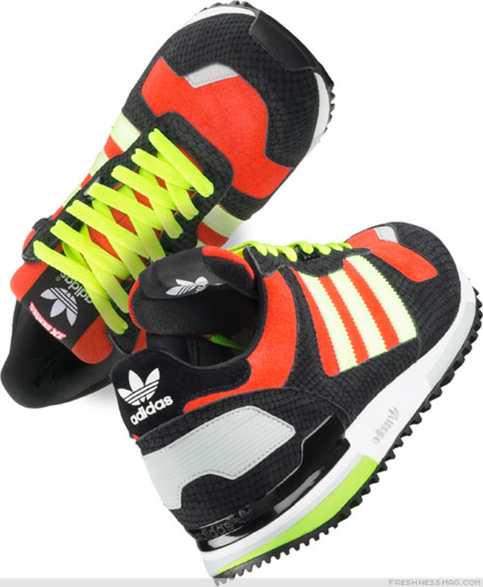 Freshness Feature: Adidas ZX Family - Animal Pack - 7