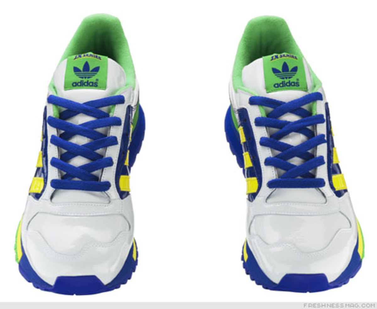 Freshness Feature: Adidas ZX Family - Patent Pack - 6