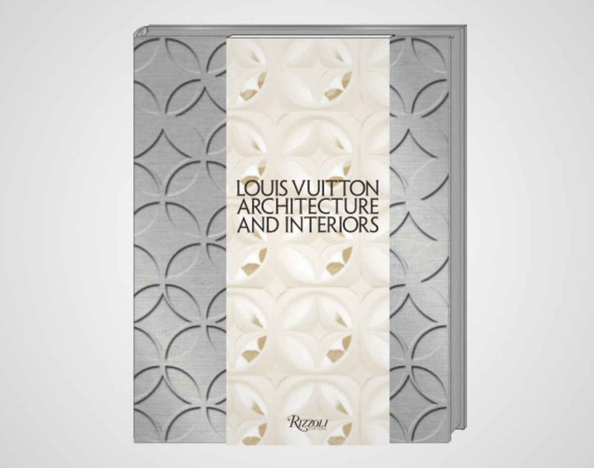 Louis vuitton architecture and interiors book by rizzoli