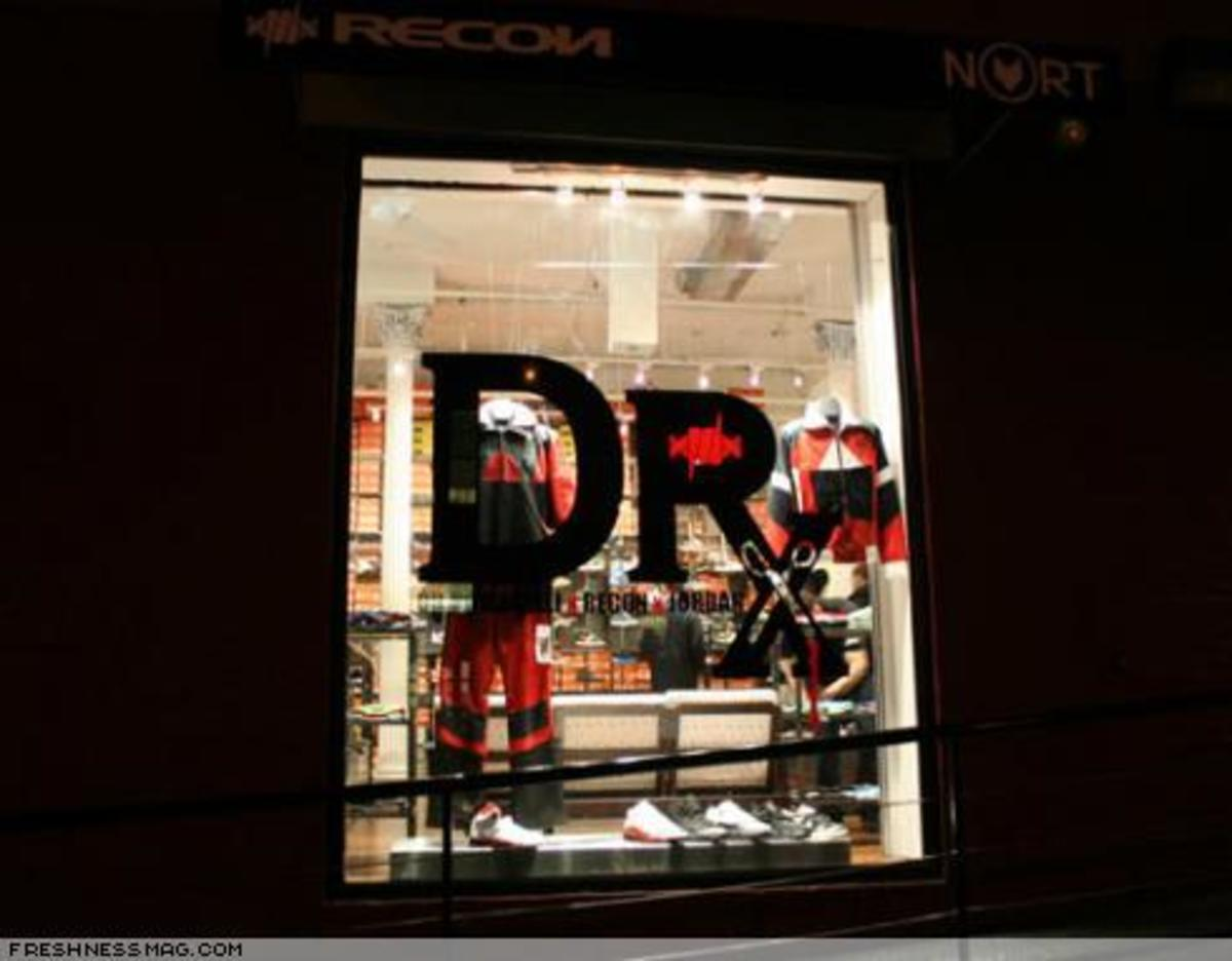 Dr Romanelli x Recon x Jordan | Detailed Photos - 1