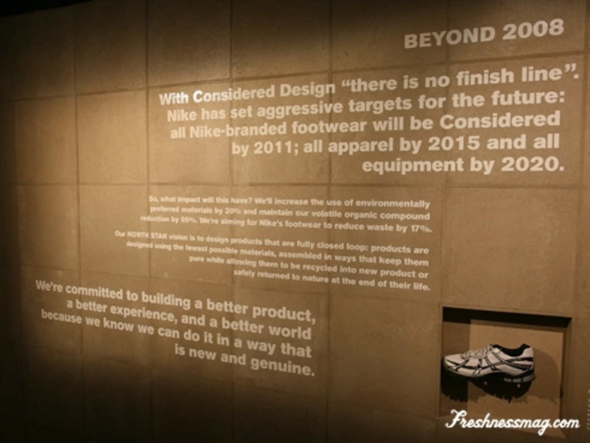 Nike Considered Design Summit