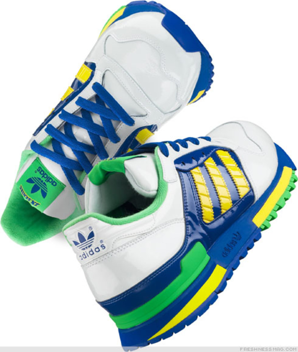 Freshness Feature: Adidas ZX Family - Patent Pack - 8