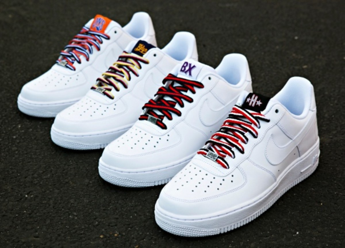 Nike Air Force 1 NYC Borough Pack | Release Info