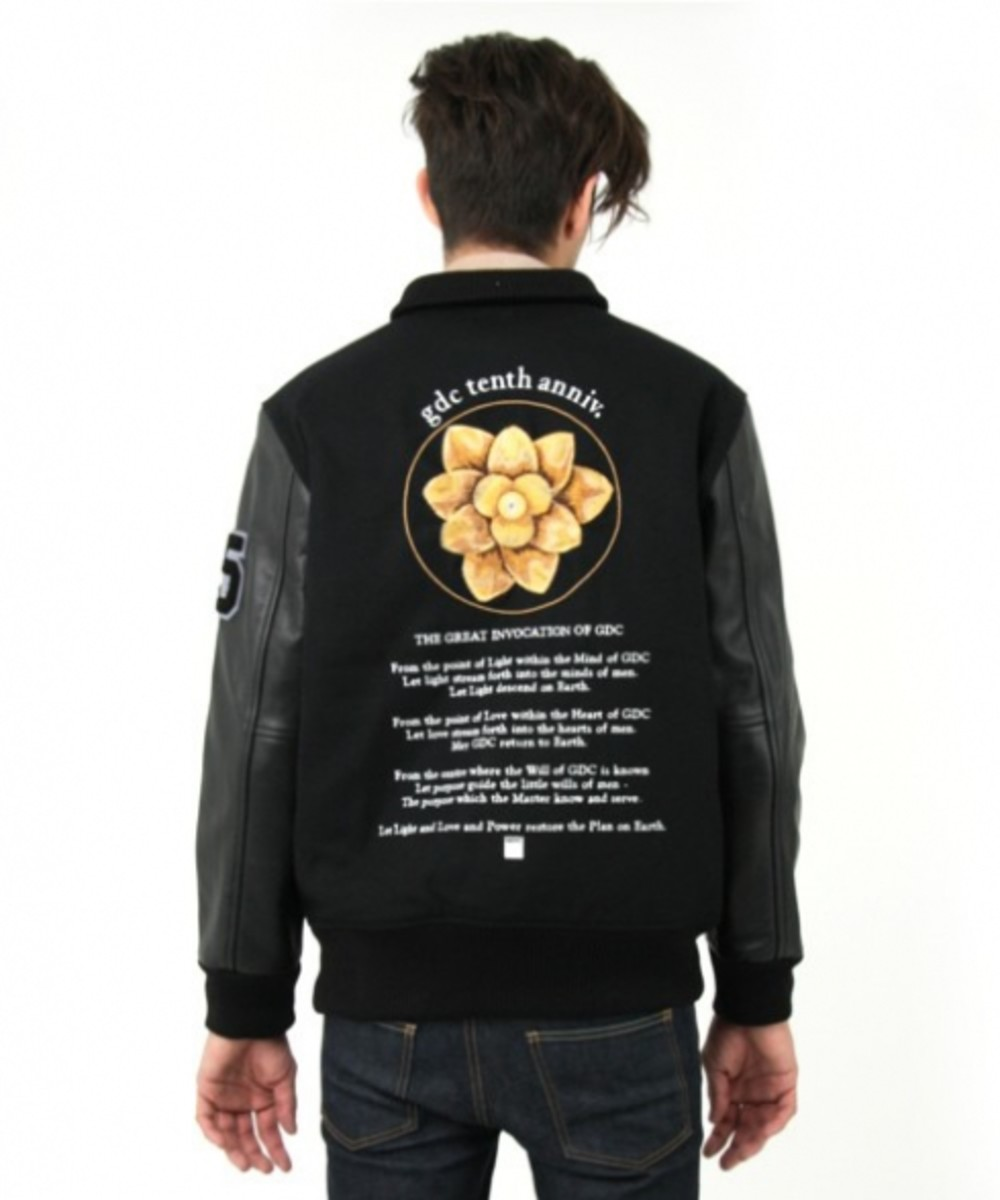 GDC - 10th Anniversary Stadium Jacket - Lotus