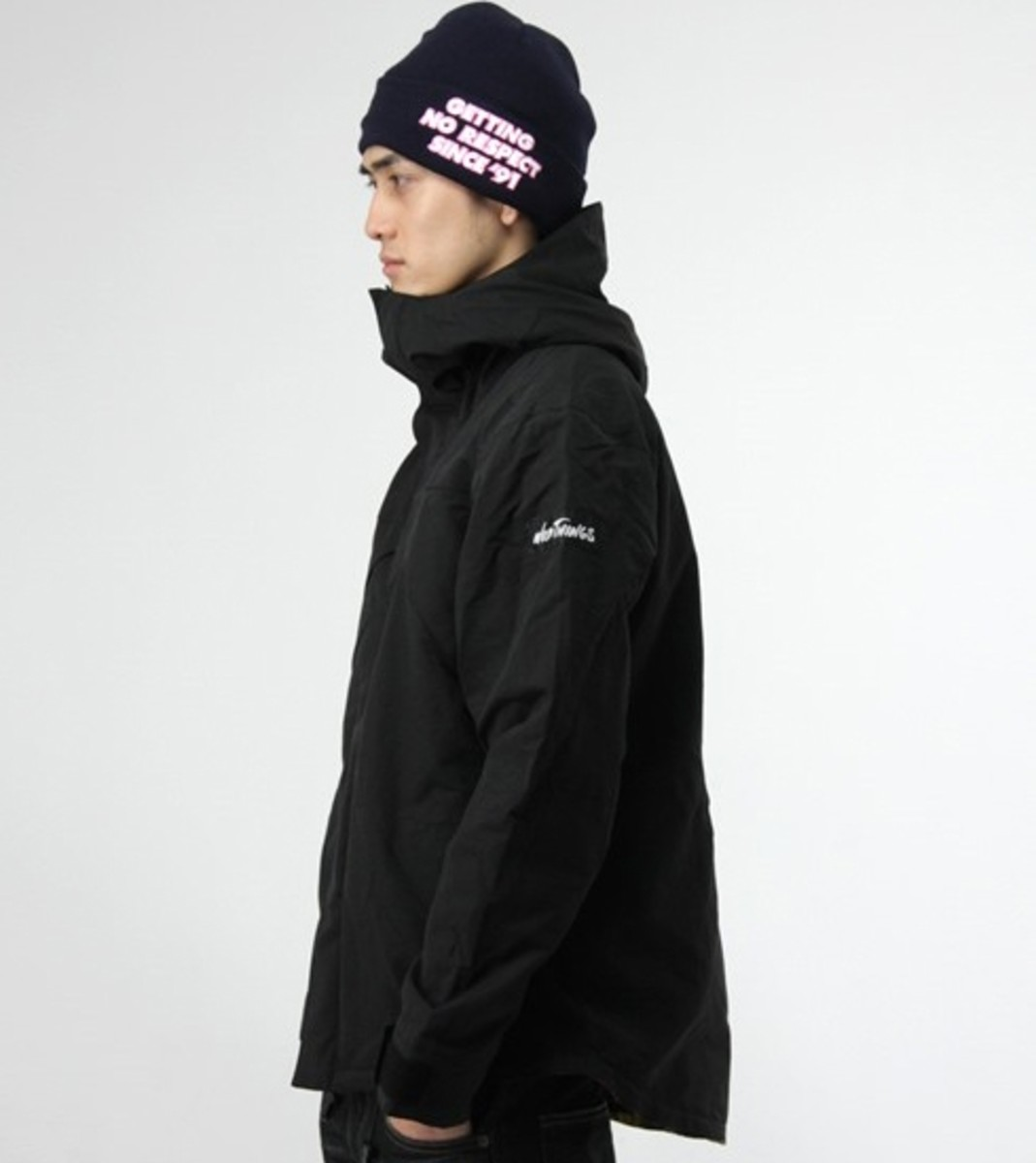 XLARGE - Wild Things Classic Mountain Parka