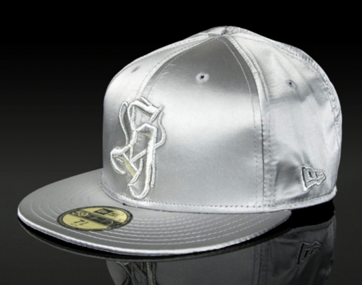 The Hundreds x New Era - Satin 59FIFTY Cap
