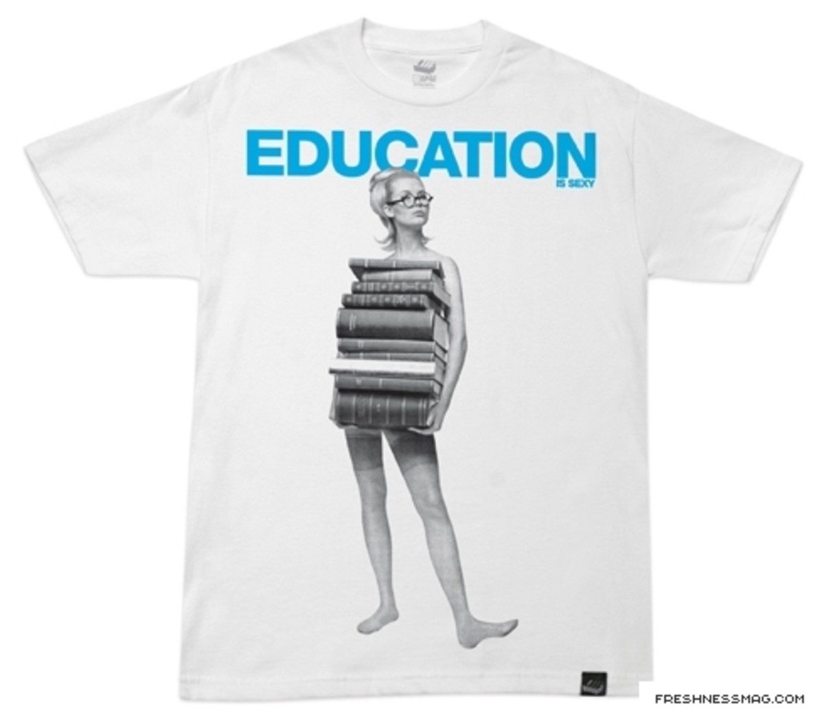 Alphanumeric (A#) - Education is Sexy T-Shirt