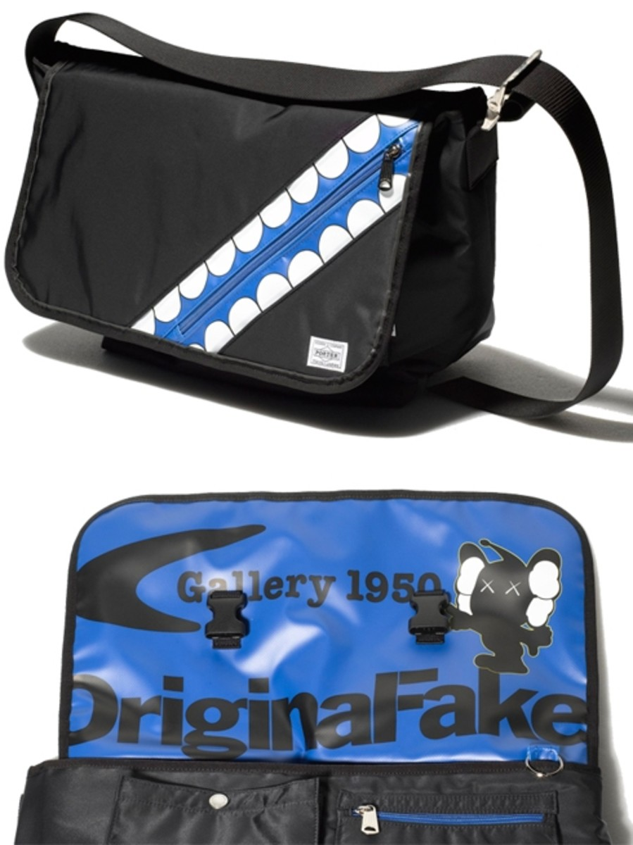 OriginalFake x Gallery1950 x PORTER - Messenger Bag
