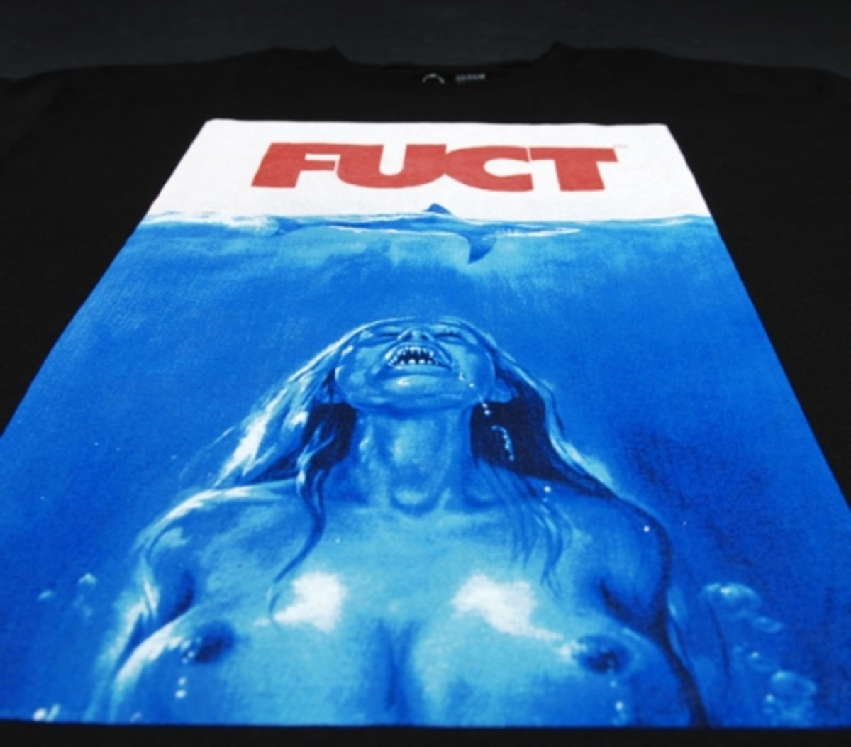 FUCT - Fall/Winter 2008 T-Shirts - Jawz Tee