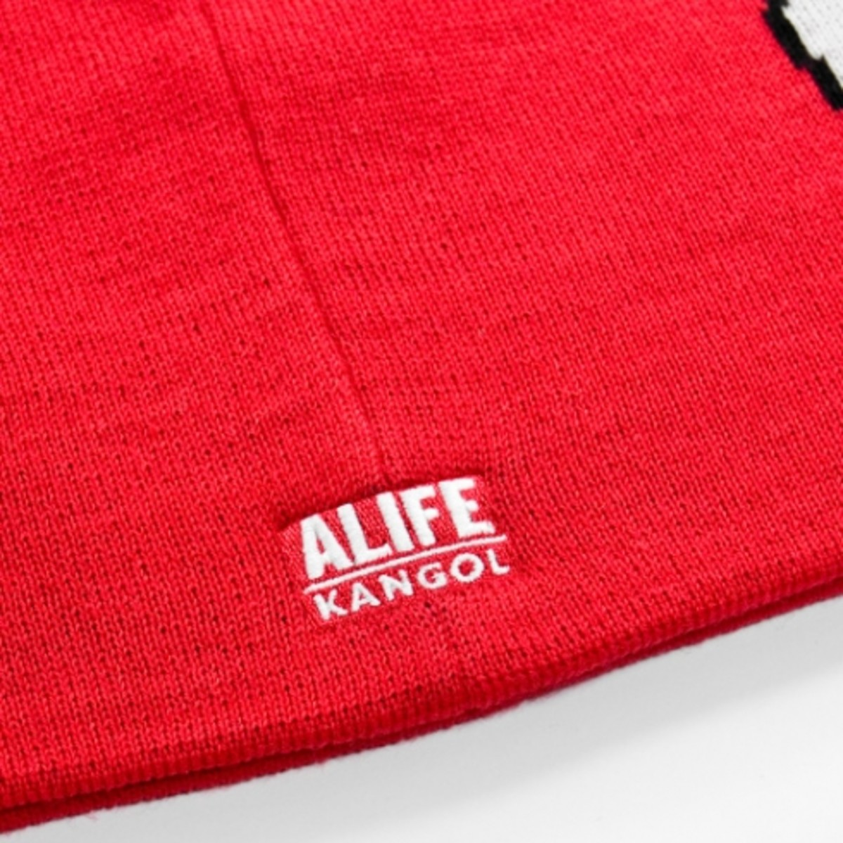 ALIFE x Kangol - Bugged Beanie - Red