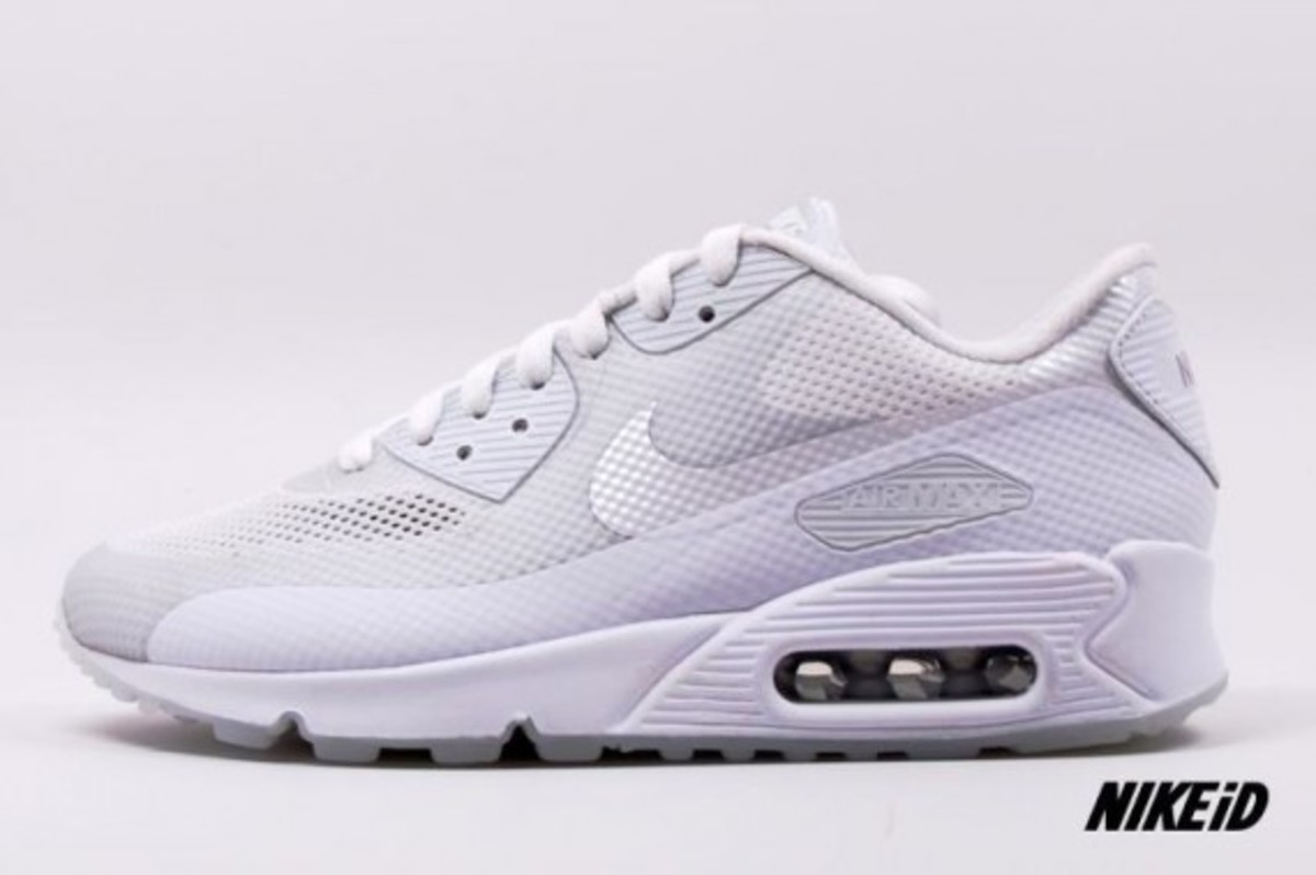nikeid air max 90 hyperfuse design options preview. Black Bedroom Furniture Sets. Home Design Ideas