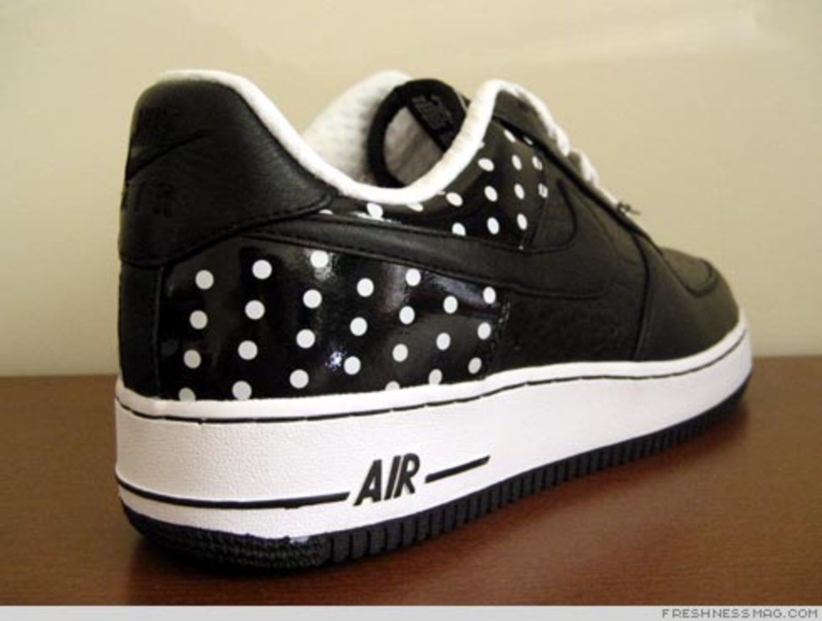 Nike  Air Force 1 '07 Polka Dot - 2