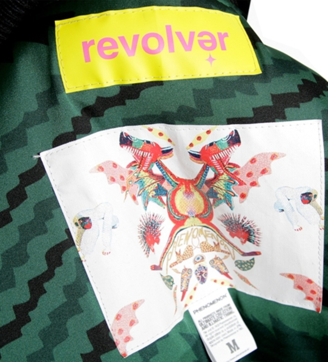 REVOLVER (RVLVR) x PHENOMENON - Teddy Jacket