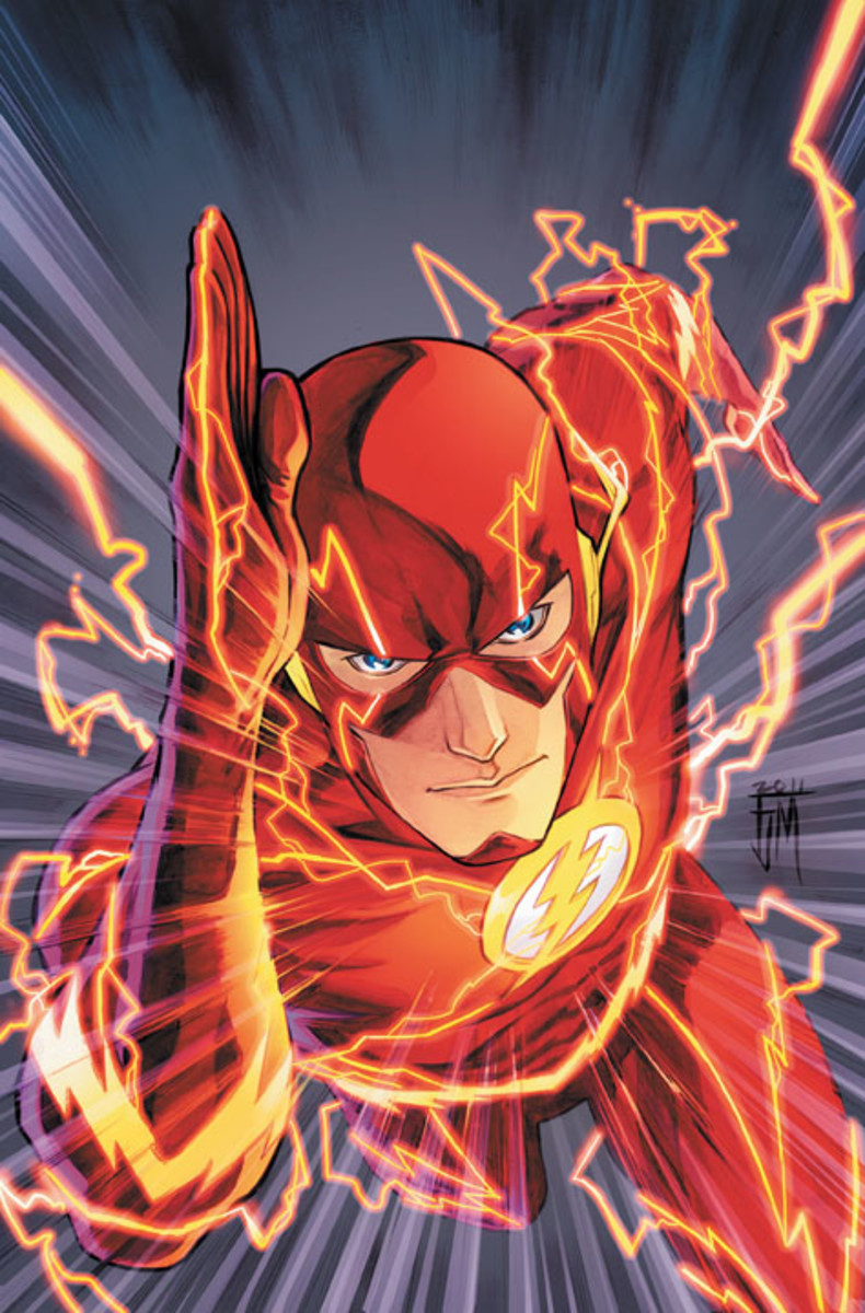 the-flash-issue-1