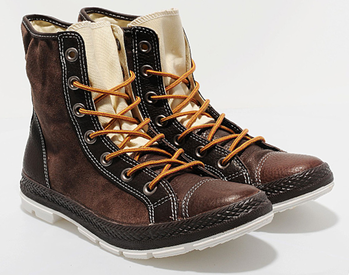 7de2fb0f207ef1 CONVERSE All Star Outsider Boots - Chocolate Egret