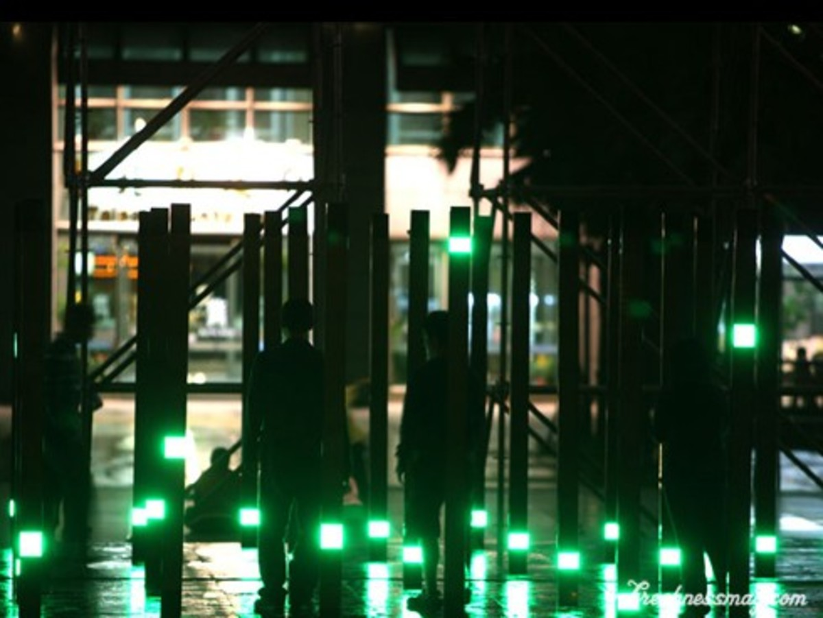 En Avant Presents: LIGHT.SCAPE by United Visual Artists (UVA)