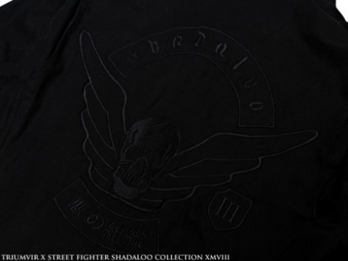 Triumvir x Street Fighter - The Shadaloo Collection