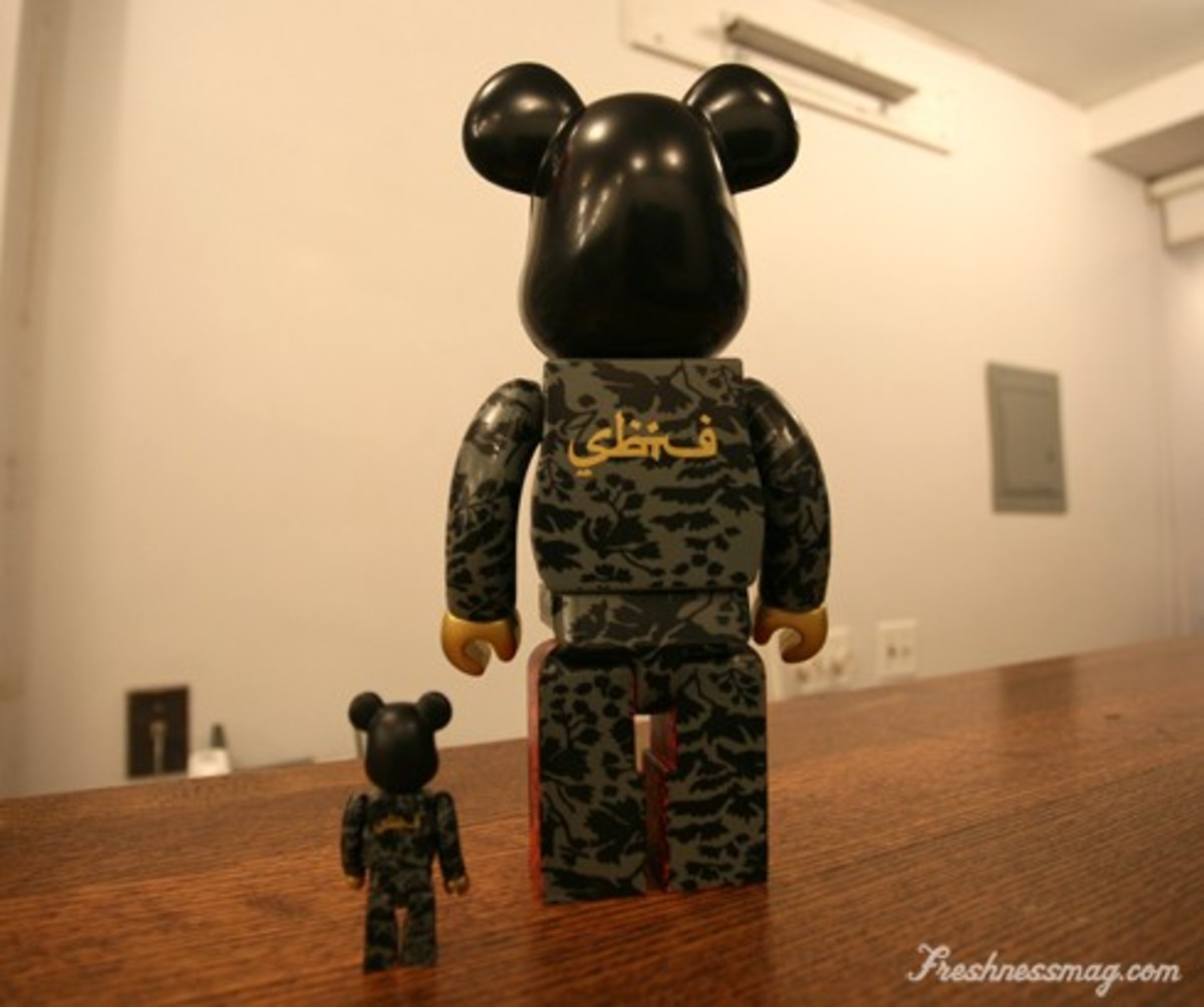 Reed Space - Royalefam 100% & 400% BE@RBRICK Set