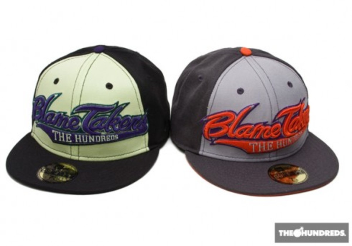 The Hundreds x New Era - Holiday 2008 Collection - 4
