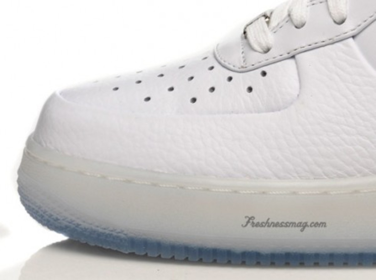 Nike Air Force 1 Supreme - Huarache - 4
