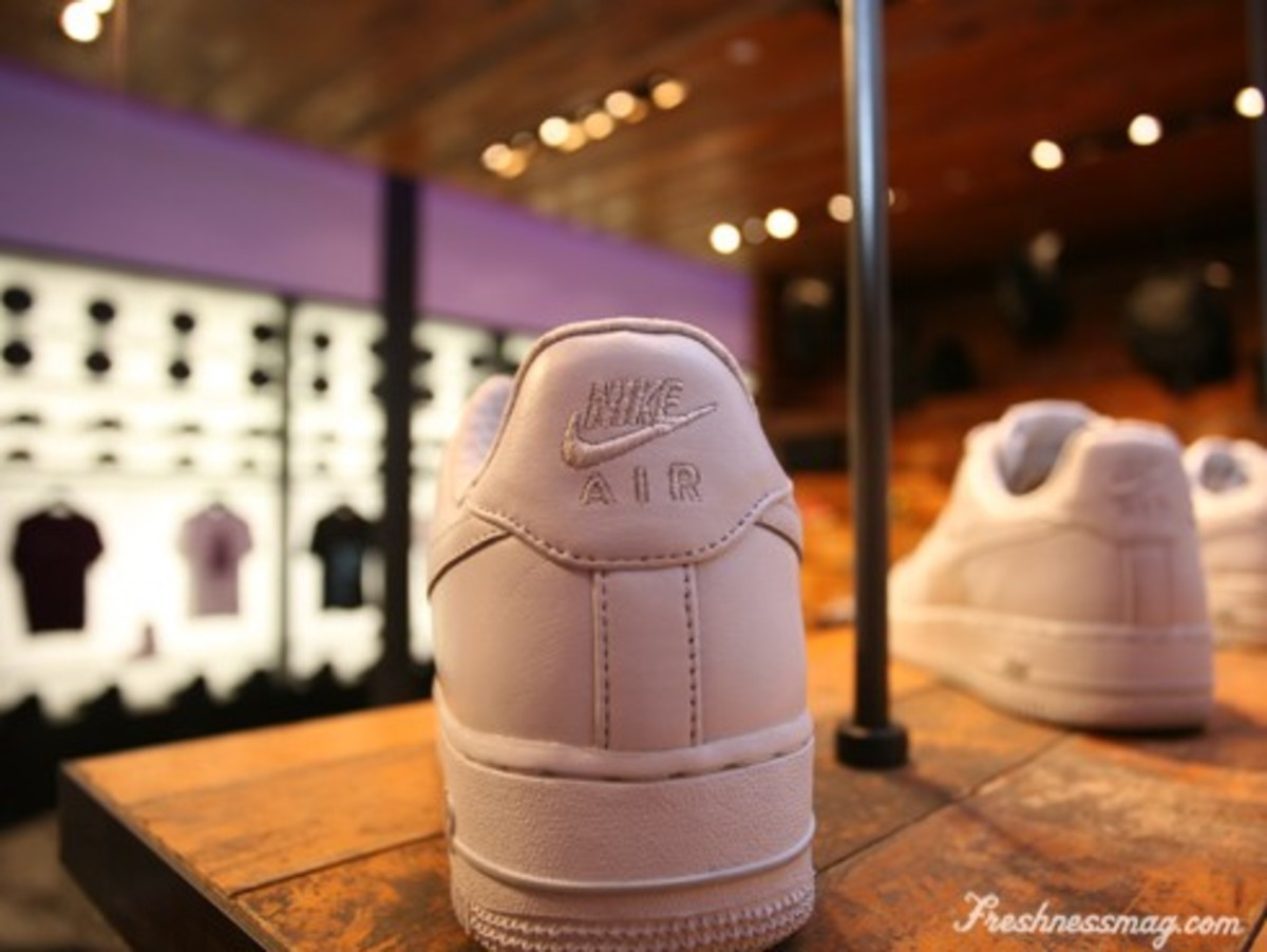 Nike x DJ Clark Kent - Black Friday Air Force 1 (AF1) Release Event at Nike Sportswear