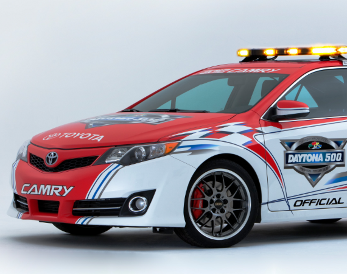Toyota Camry 2012 Daytona 500 Pace Car Freshness Mag With Bbs Rims The Has Been Best Selling In America For 13 Of Past 14 Years And Last Nine Straight Its Those Kinds Accolades