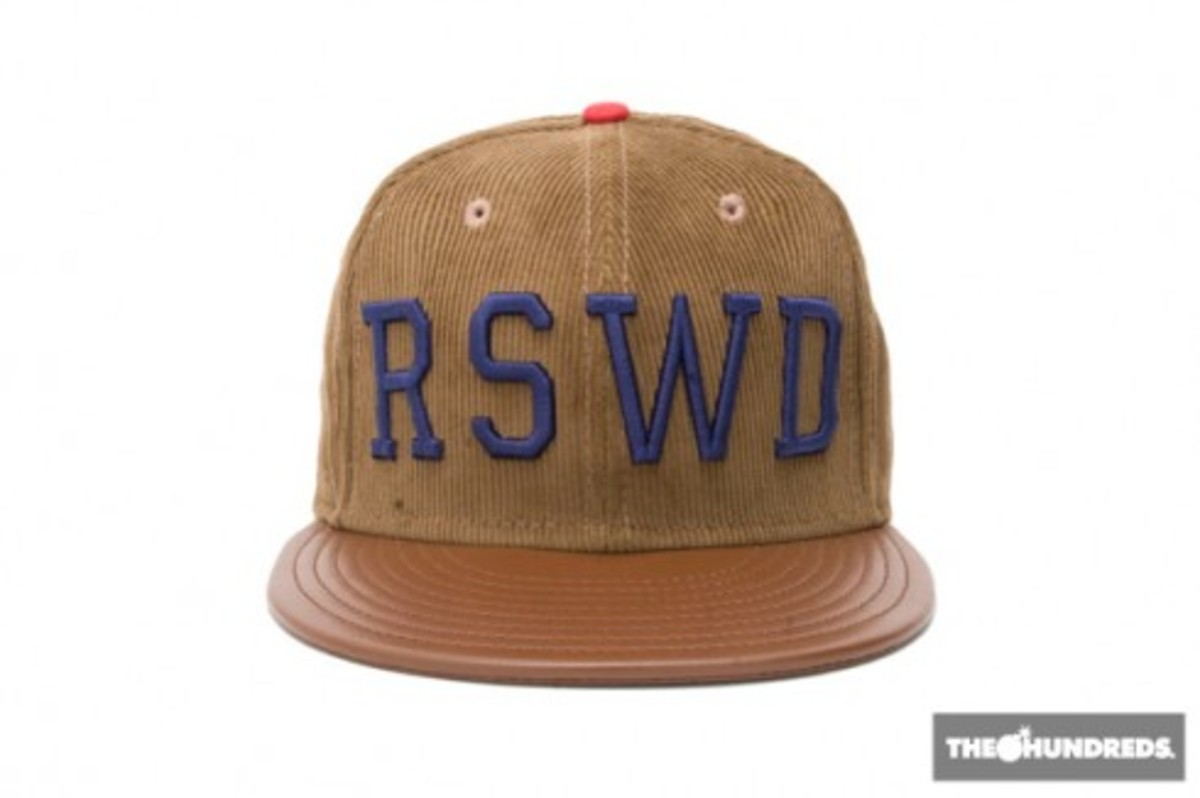 The Hundreds x New Era - RSWD + POST Hats - 4