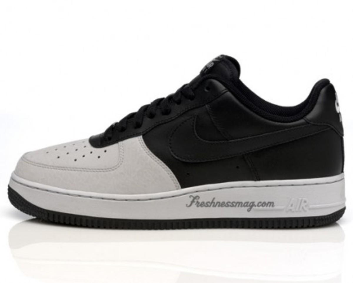 Nike  Air Force 1 - Spring 2009 - Elephant Print Pack - 5