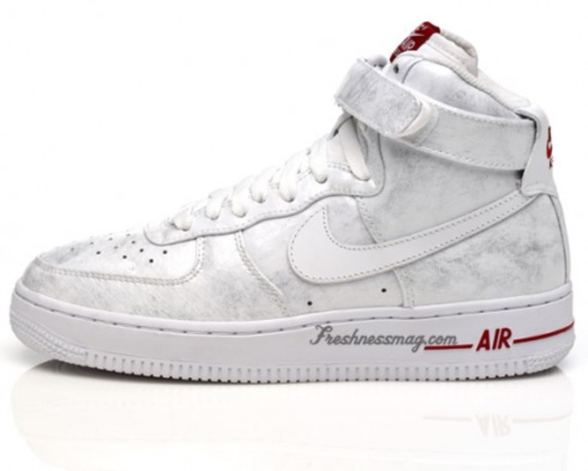 Nike  Air Force 1 - Spring 2009 - Elephant Print Pack - 7