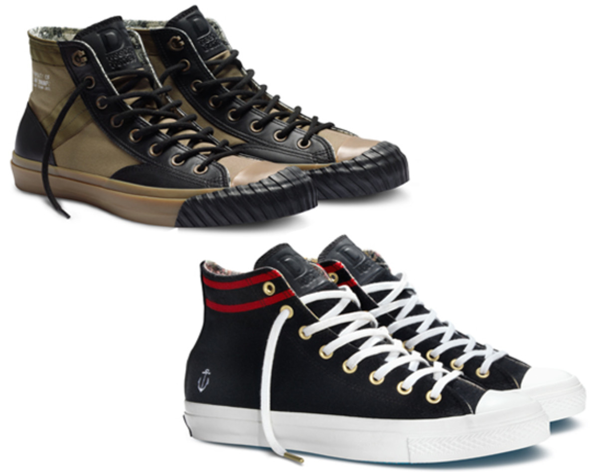 f903c0773150 CONVERSE x Dr. Romanelli – Beetle Bailey vs Popeye Collection ...