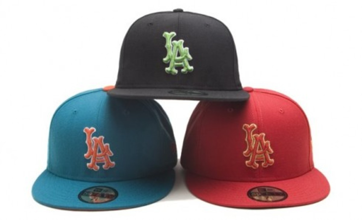 Hall of Fame x New Era - LA Cooperstown 59FIFTY Caps