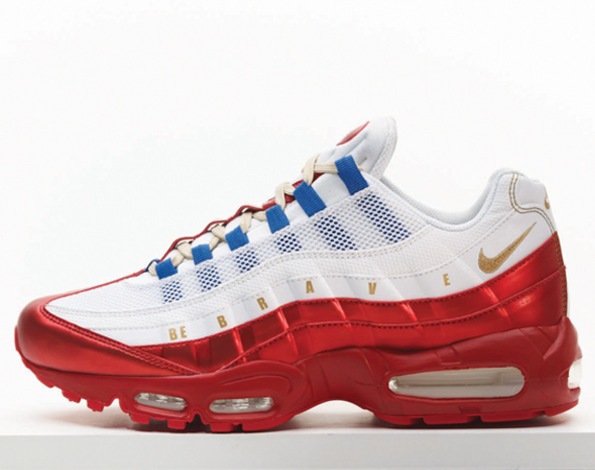 timeless design 508c9 e7455 ... le db retro 4c4c8 ea567; italy nike doernbecher freestyle 2011 air max  95 daniel 065ac 2edd6