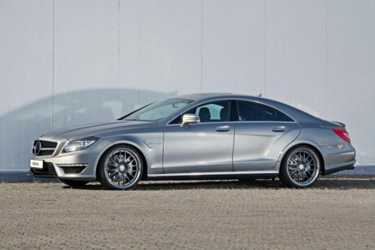Mercedes benz cls63 amg by v th freshness mag for Mercedes benz in va