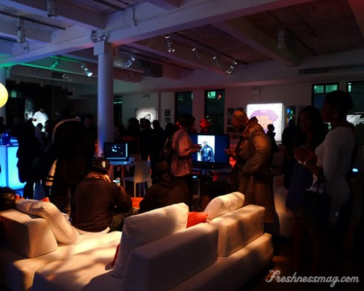 Microsoft Softwear Launch Party - Common Collaboration + Performance