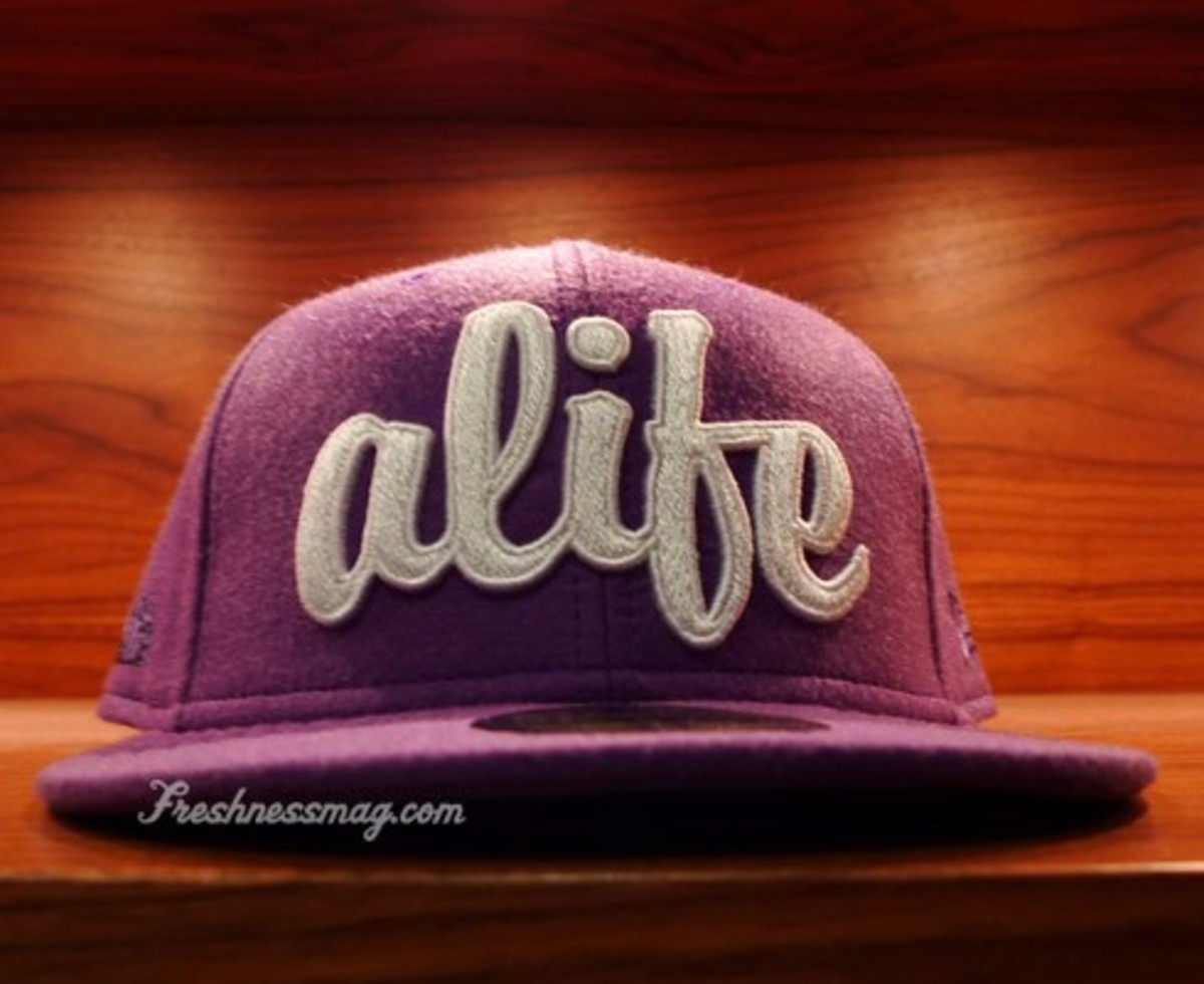 ALIFE x New Era - Ball Out 59FIFTY Collection - 4