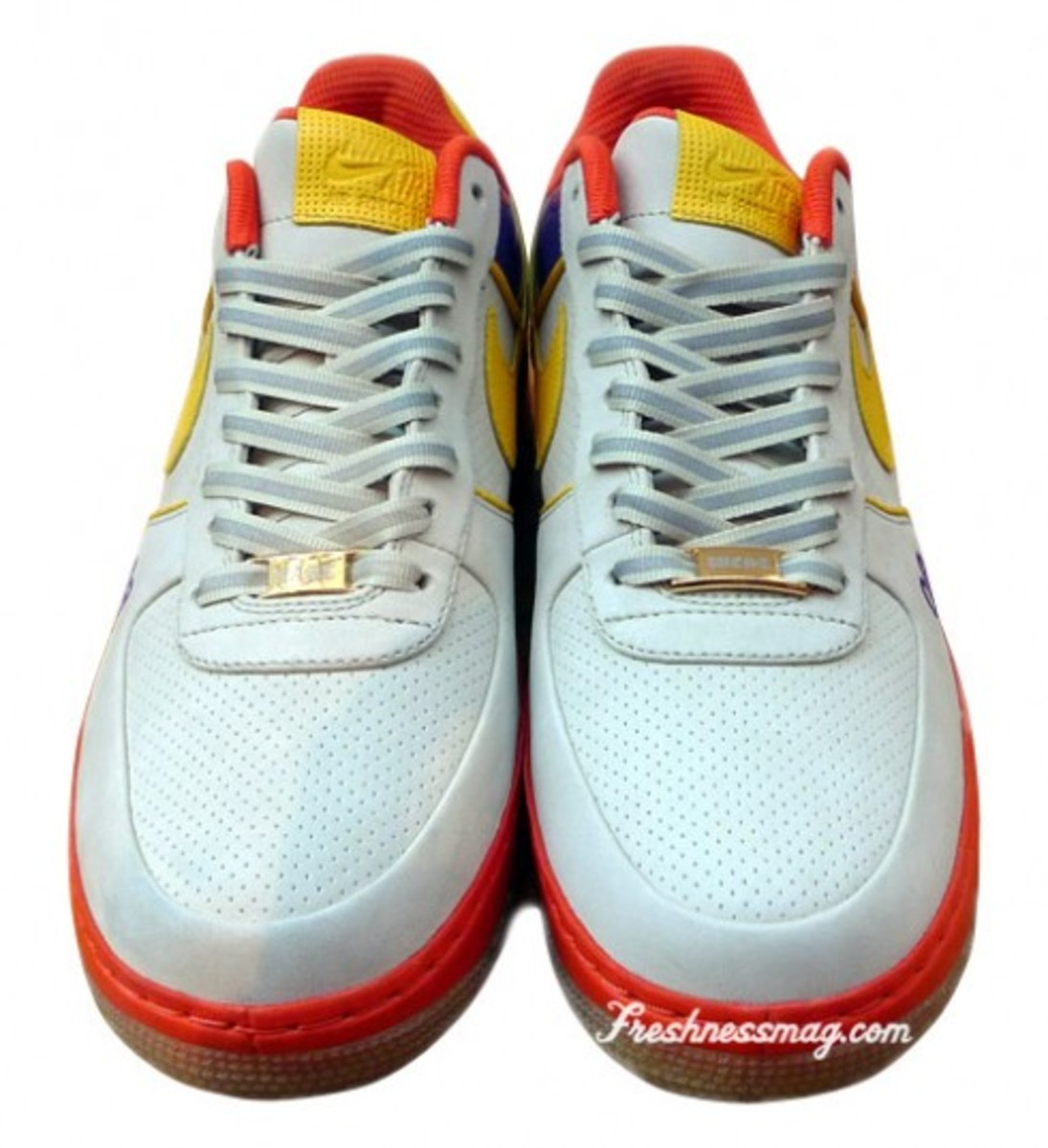 Nike Air Force 1 - All Star Game 2009 by DJ Clark Kent