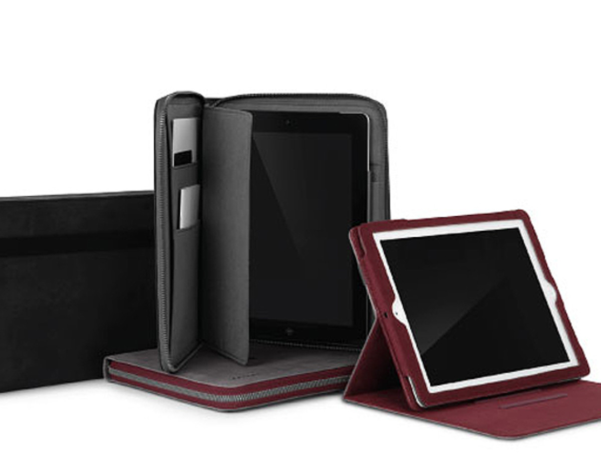 Incase - Leather iPad 2 Case - 0
