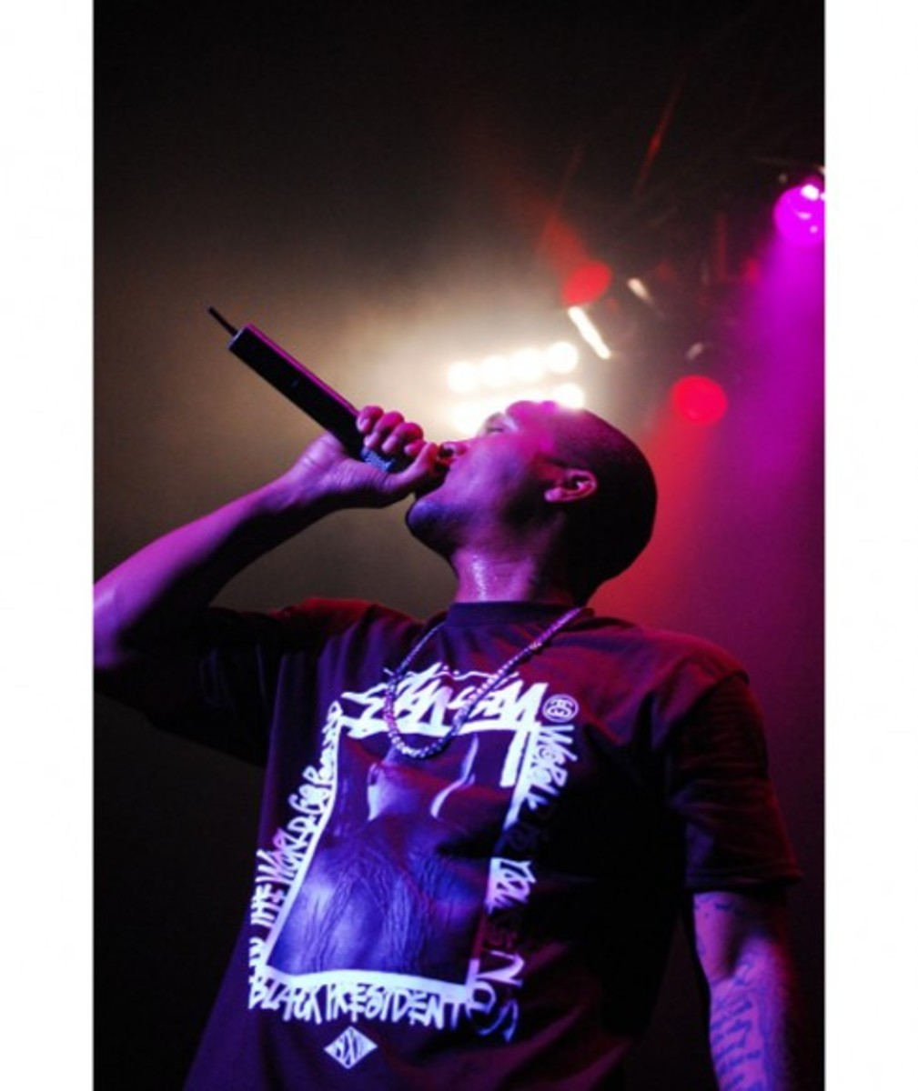 Nas x Stussy x NEXUSVII - Performance - 1