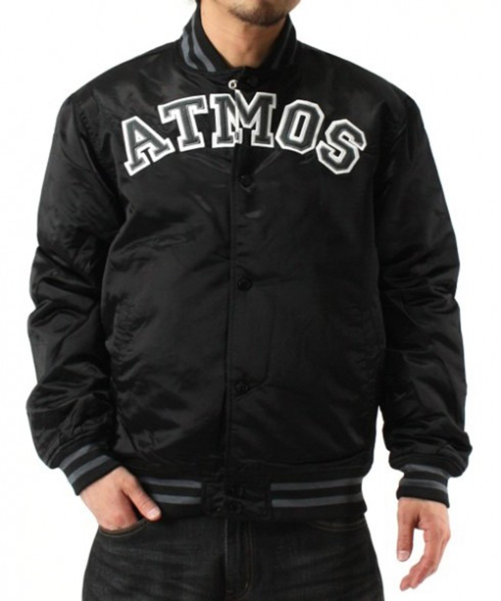Starter Black Label x atmos NYC - Staduim Jacket