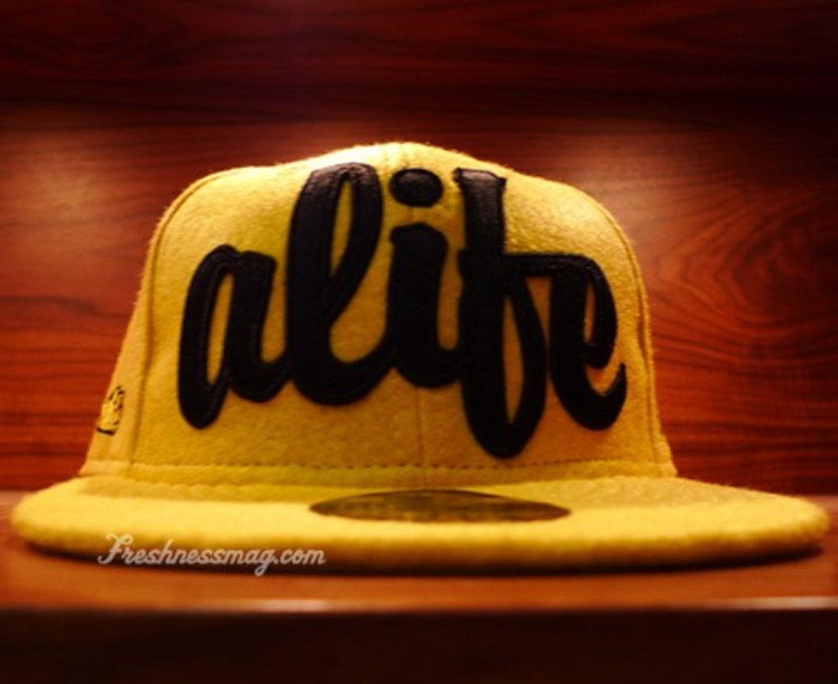 ALIFE x New Era - Ball Out 59FIFTY Collection - 5