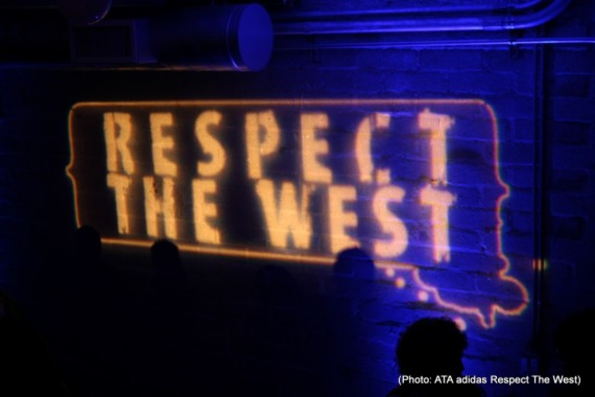 adidas Originals & MMXLII present: RESPECT THE WEST