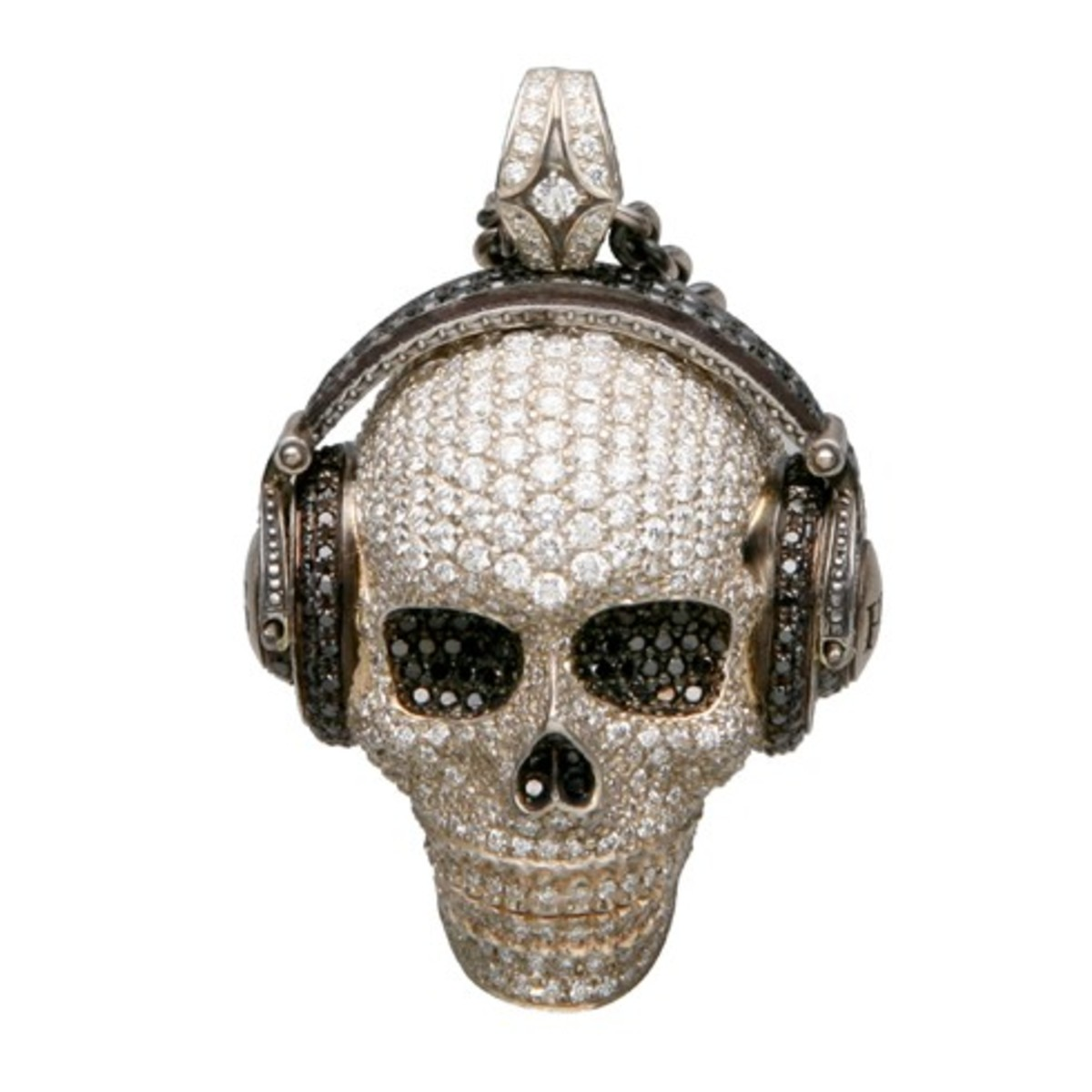 Hysteric Glamour - TRYGOD Skull & Snake Jewelry