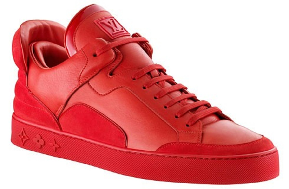 Kanye West x Louis Vuitton - Red on Red
