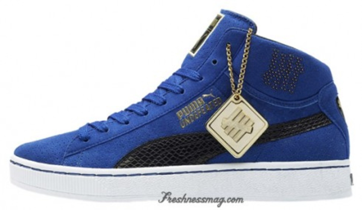 PUMA Mid x UNDFTD - 24k Collection - Freshness Mag 985b81545b