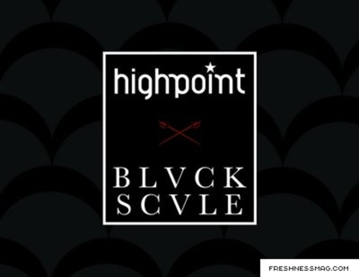 Black Scale x High Point Tees