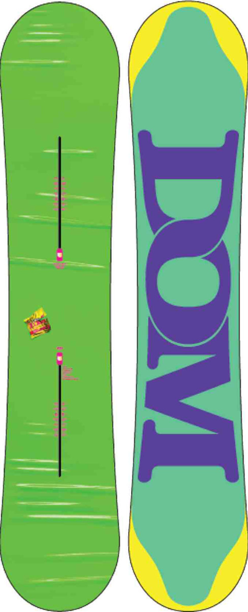 Burton - New Boards For Valentine's Day | Women's (WMNS) Lip-stick & Men's ConDOM