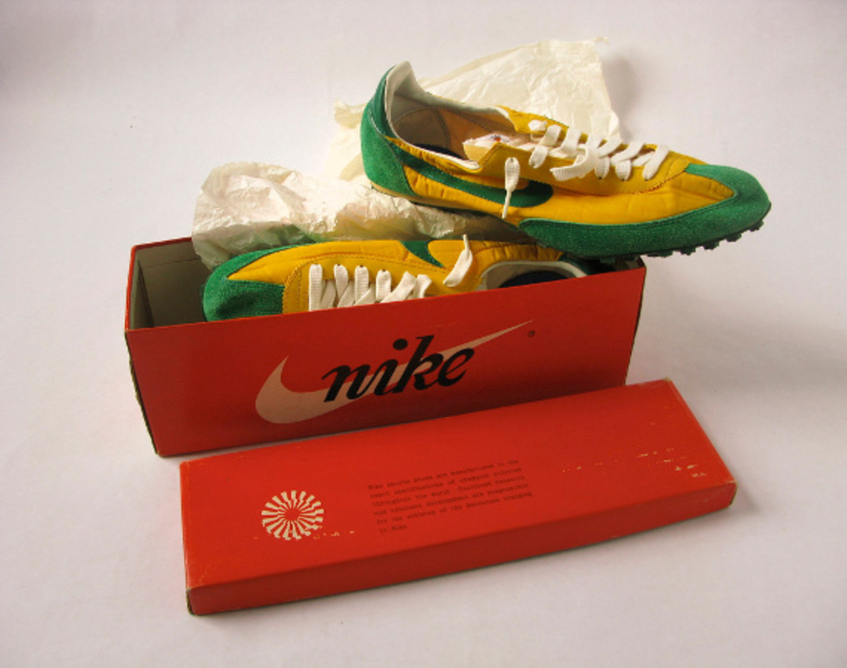 the latest 2d7b2 21c78 Retronaut – Unboxing of Nike Oregon Waffle Circa 1973  By Wary Meyers