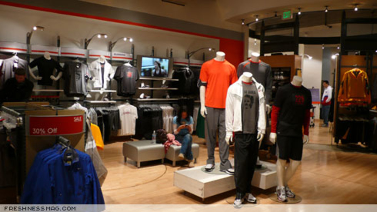 Freshness Feature: Niketown Los Angeles - 8